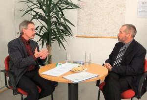 Gespräch mit Bernhard M. Samberger